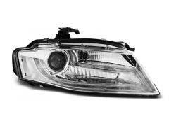 Audi A4 B8 04-11 TRU-DRL Xenon Chrome Edition LED koplamp