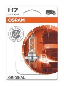 Osram Original Halogeen 24Volt : per STUK - H7