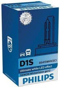Philips WhiteVision Xenon D1S 85415WHV2C1 2e Kans