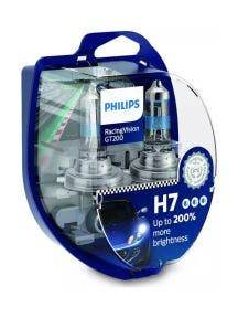 Philips RacingVision GT200 H7 12972RGTS2 set