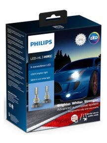 Philips X-tremeUltinon LED HiR2/9012 11012XUX2