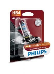 Philips X-tremeVision G-force HB4 9006XVGB1 enkele lamp