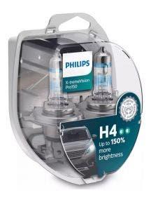 Philips X-tremeVision Pro150 H4 12342XVPS2 set