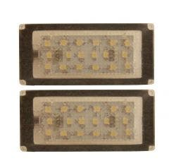 BMW-E46-2D-LED-kenteken-unit