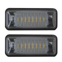 LED kentekenverlichting geschikt voor Subaru