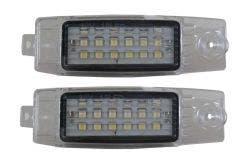 Toyota-Lexus-Scion-LED-kentekenverlichting-unit