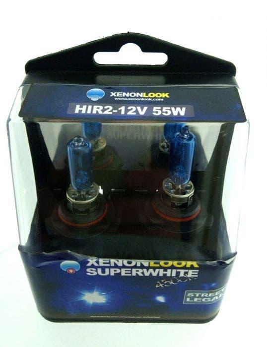 xenonlook-super-white-hir2-4300k-55w