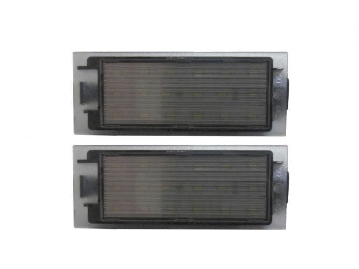Renault-LED-kentekenverlichting-unit