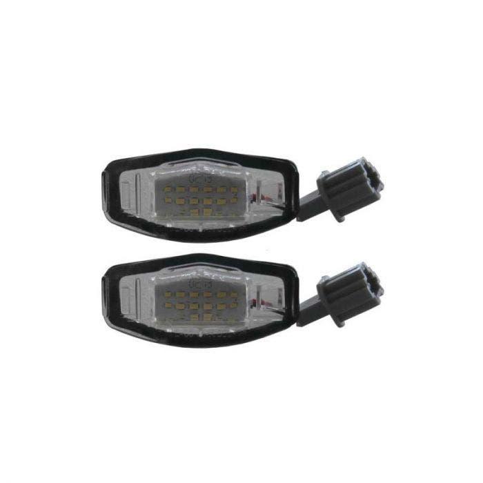 Honda-LED-kentekenverlichting-unit