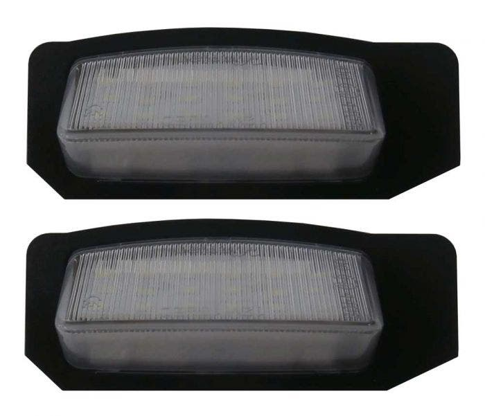 Mitsubishi-LED-kentekenverlichting
