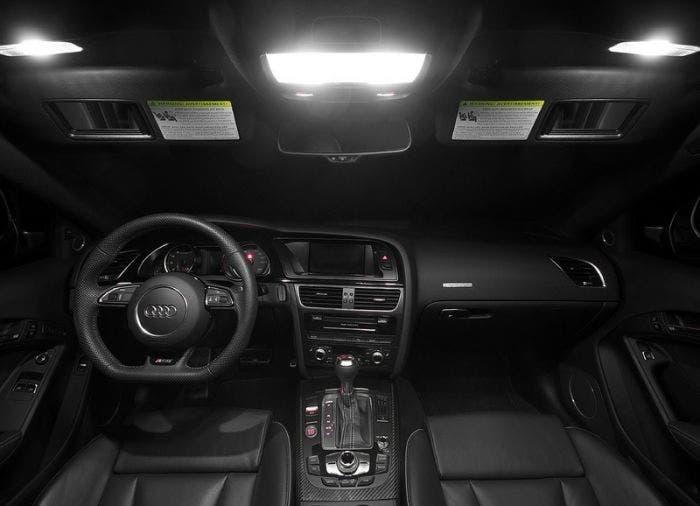 Audi A5 coupe LED binnenverlichtingspakket - Extra-pakket-2