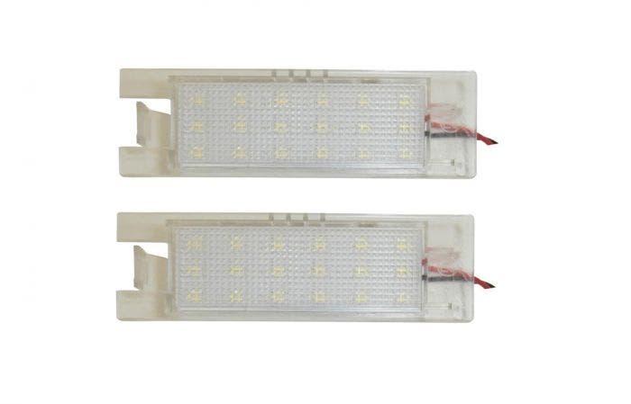 Opel-Canbus-LED-kenteken-verlichting-unit