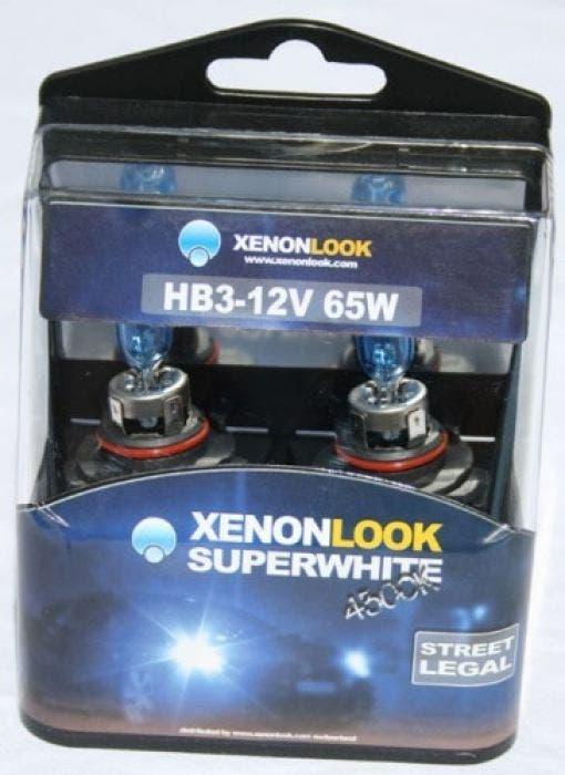 Xenonlook-Super-White-HB3-4300K-55w