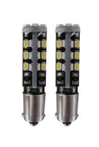 30 SMD CANBUS LED H6w