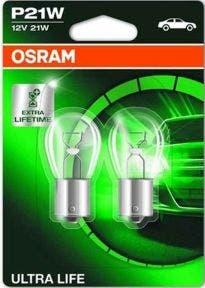 Osram Ultra Life P21W/BA15S