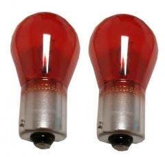 Philips 12v Signaallamp Rood PR21W/BAW15S