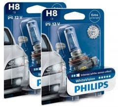 Philips WhiteVision 3500k set - H8