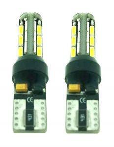 27-SMD-CANBUS-LED-Stadslicht-W5W-T10 - Wit 6000k-2