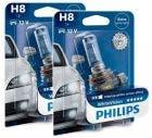 Philips WhiteVision 3500k set - H8