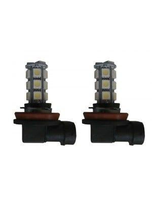 LED vervangingslamp - H10 - Wit