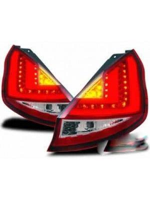 LED achterlicht unit geschikt voor Ford Fiesta (MK7)