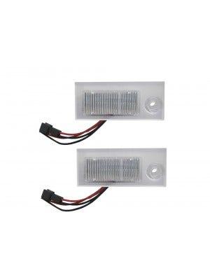 Audi-LED-kentekenverlichting-unit