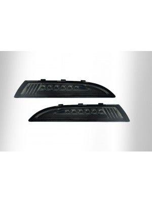 Dagrijverlichting / Knipperlicht LED Unit Smoke geschikt voor VW Scirocco