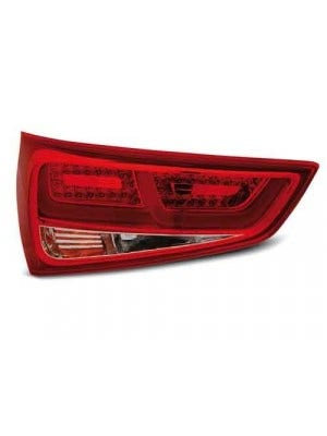 Audi A1 Achterlicht LED Unit Clear 10-14