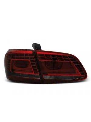 VW Passat B7 Red Smoke Achterlicht LED Unit
