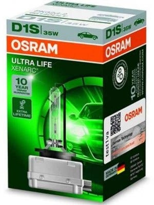 Osram Ultra Life Xenon D1S 1 Lamp