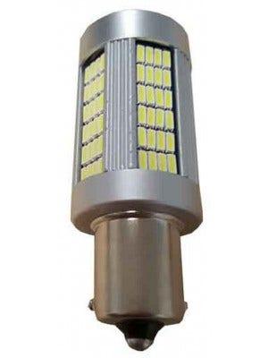 Canbus HP LED Achteruitrijlamp BA15S-Wit LET OP Per Stuk