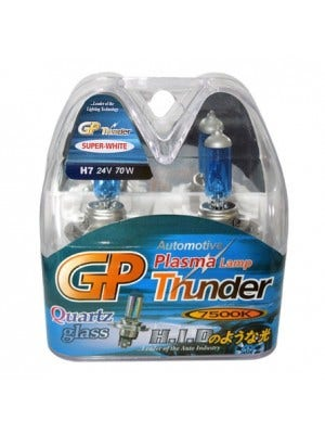 GP Thunder Xenon Look 7500k 24v - H3 - 70w