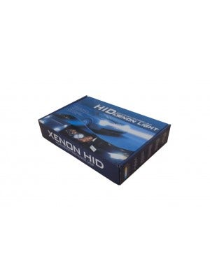 HiD Slimline Light Xenon Motor - H4 Hi-Low - 4.300k