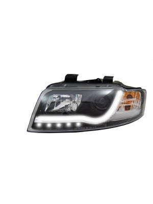 LED-koplamp-unit-Audi-A4-Black