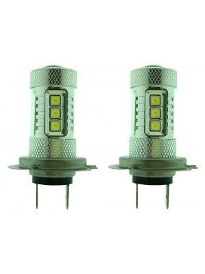 Mistlicht LED vervangingslamp 50w-H7