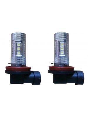 Mistlicht LED vervangingslamp 50w-H8