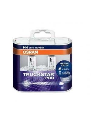 Osram 24 Volt Halogeen : Truck Star Pro H4 (64169 TSPHCB2)