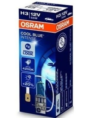 Osram Halogeen Cool Blue Intens - H3-set