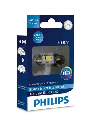 Philips-X-tremeUltinon-LED-C5W-38mm-4000k128584000kx1