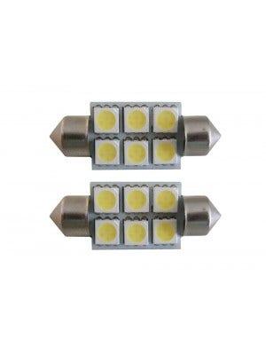24v-6-smd-led-c5w-wit
