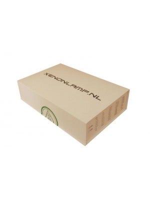 HiD Light Slimline Xenonset 24v - H4 Bi-Xenon set - 10.000k