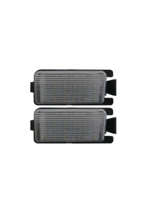 Nissan-LED-kentekenverlichting-unit