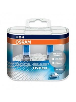 Osram Halogeen Cool Blue Hyper+ - HB4