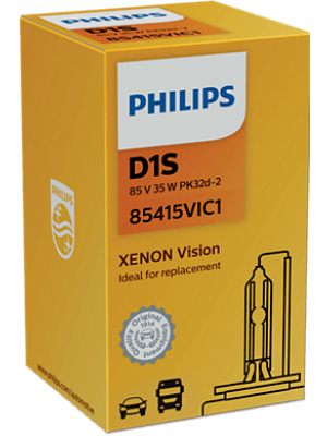 Philips Xenon Vision D1S 4600k - 85415VIC1