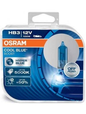 Osram Cool Blue Boost HB3 +50%