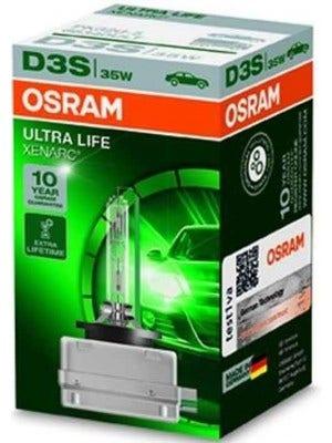 Osram Ultra Life Xenon D3S 1 Lamp