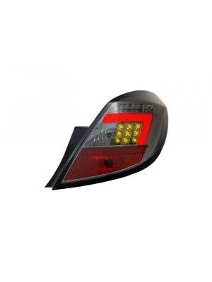 LED-achterlicht-unit-Opel-Corsa-D-Smoke-aan