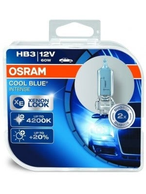 Osram Halogeen Cool Blue Intens - HB3