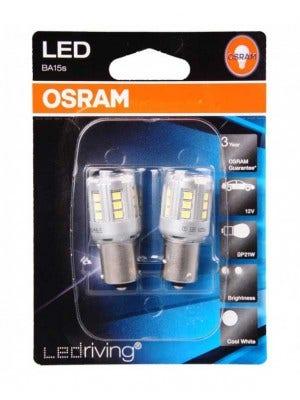 Osram LEDriving BA15s 12v 7456CW-02B