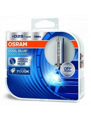 Osram Xenarc D2S Cool Blue Boost - 66240CBB-HCB-2